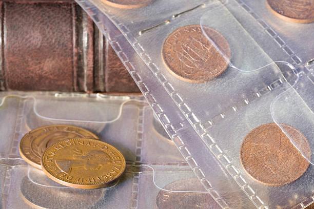 Numismatiker; – Foto