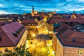 istock Nuremberg at night 186546685