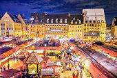 istock Nuremberg Christmas Market - Christkindlesmarkt Nürnberg 497371589