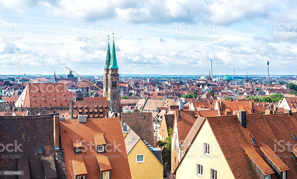 Nuremberg, Germany stock photo
