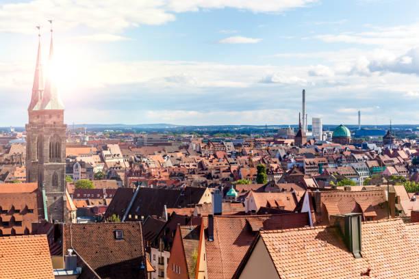 Nuremberg in Germany stock photo