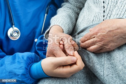 667827758 istock photo Nurising Assistant,A Helping Hand 939260306