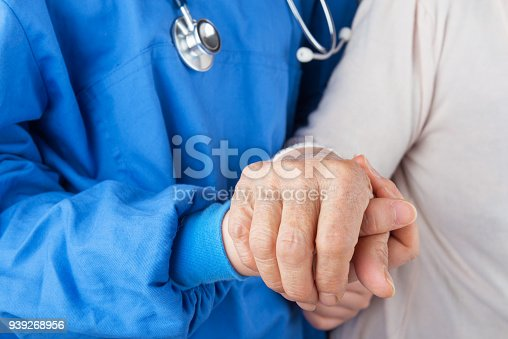 667827758 istock photo Nurising Assistant,A Helping Hand 939268956