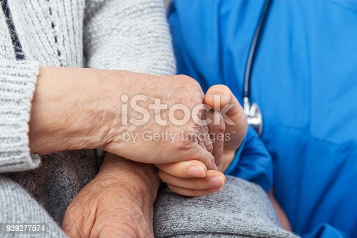 667827758 istock photo Nurising Assistant,A Helping Hand 939277574