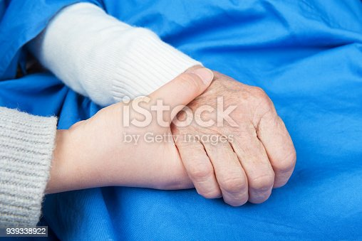 667827758 istock photo Nurising Assistant,A Helping Hand 939338922