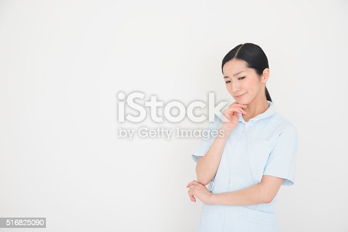 istock Nurse or health care workers 516825090