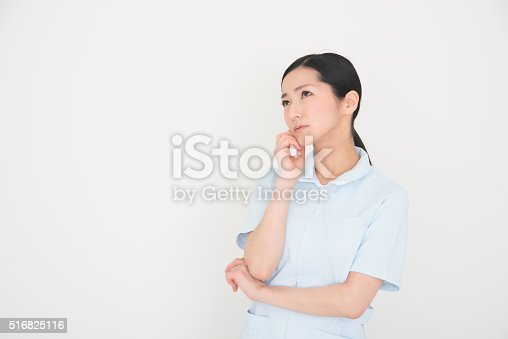 istock Nurse or health care workers 516825116