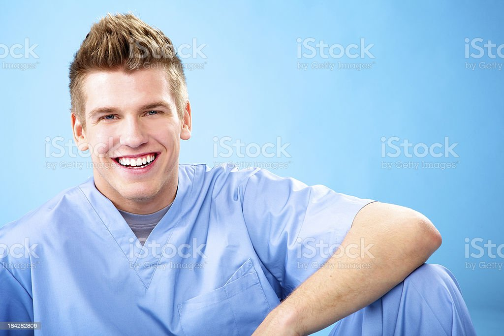nurse royalty-free stock photo
