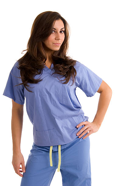 Royalty Free Sexy Nurses In Scrubs Pictures, Images And Stock Photos - Istock-9881