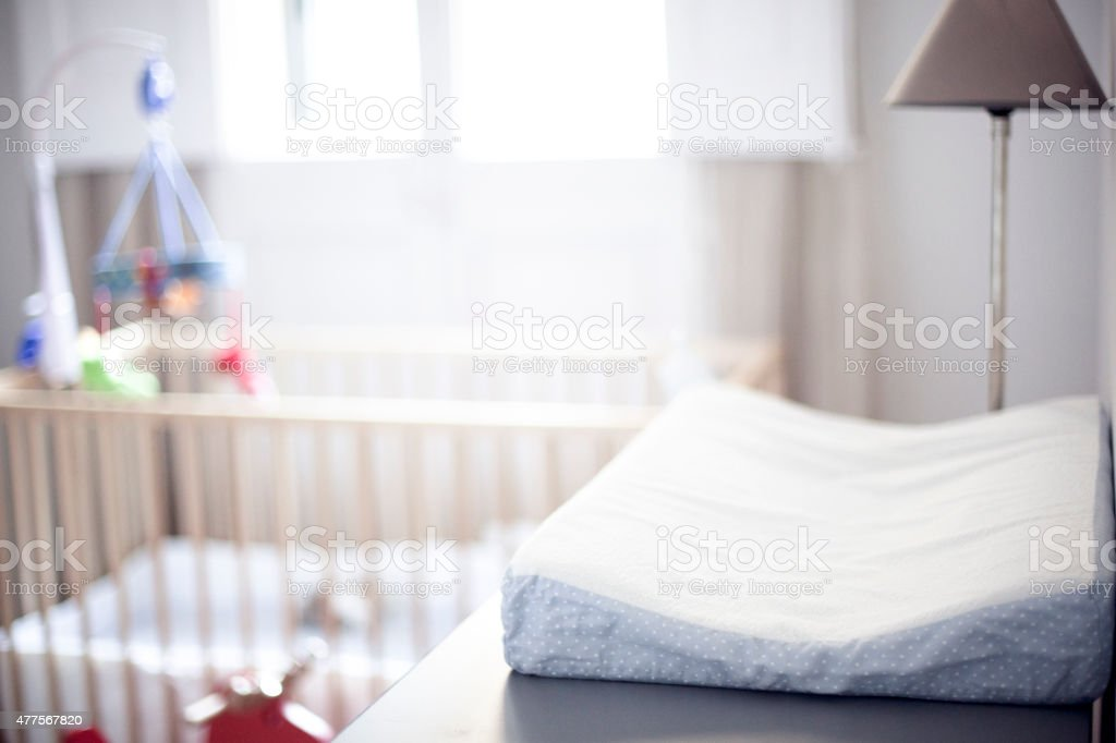 Nursery Room stock photo
