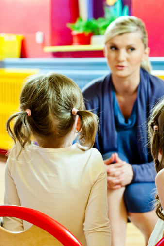 Nursery School Stock Photo - Download Image Now