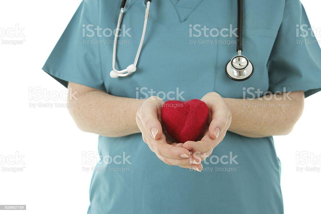 Nursing Care stock photo
