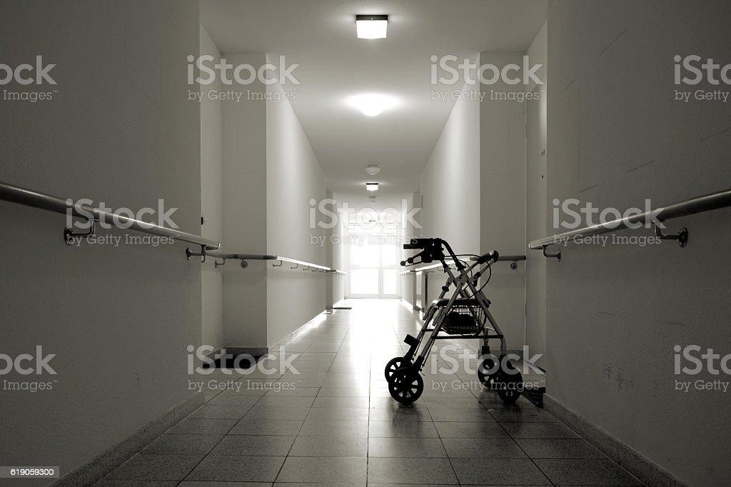 Centre gériatrique - Photo