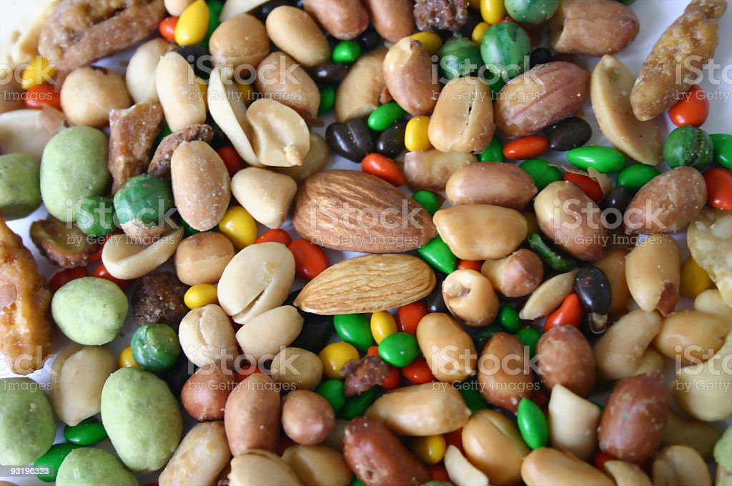 Nuts About Nuts? stock photo