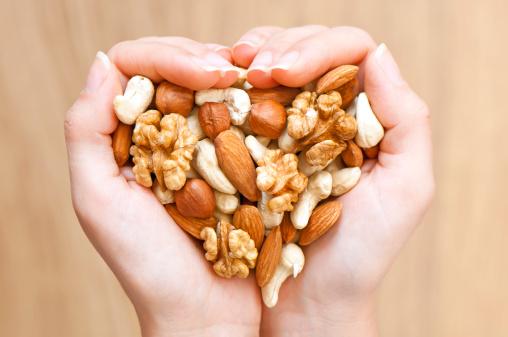 Mieszanina Nuts - zdjęcia stockowe i więcej obrazów Brązowy
