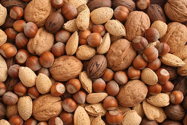 nuts - walnoot stockfoto's en -beelden