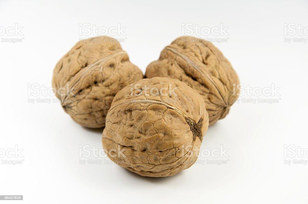 nuts - Royalty-free Biologisch Stockfoto