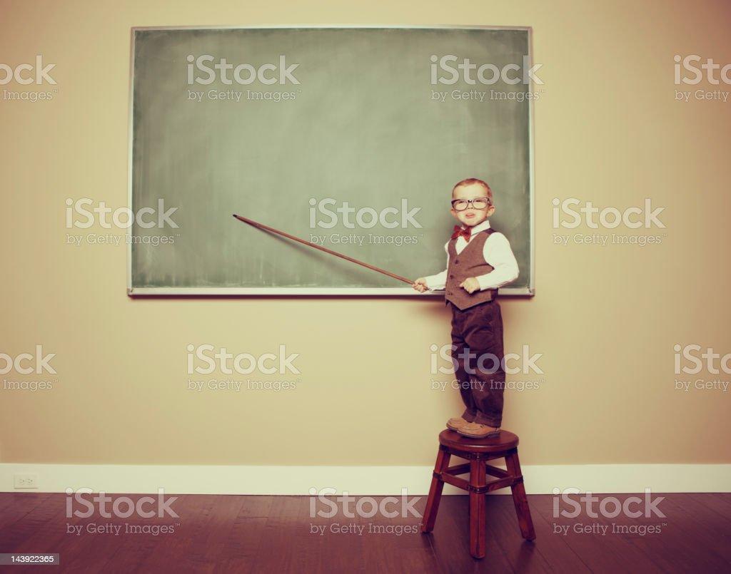 Herb Professor Lizenzfreies stock-foto
