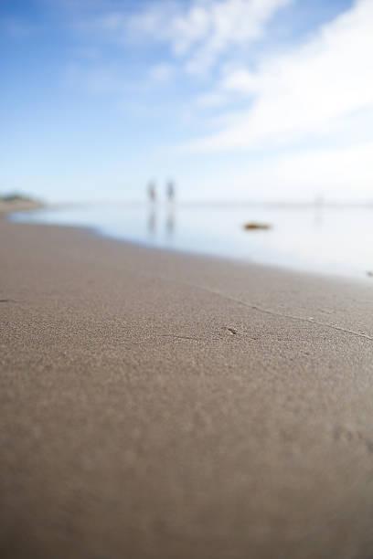 Nye Beach stock photo