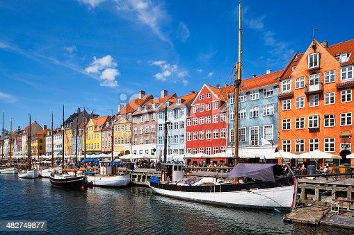 istock Nyhavn - Copenhagen 482749877
