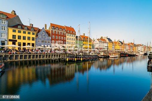 istock Nyhavn harbour in copenhagen denmark 673135636
