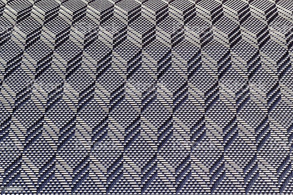Nylon fabric pattern stock photo