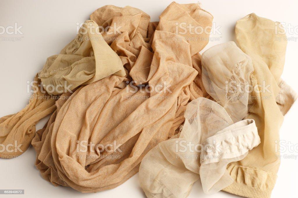 Chaussettes en nylon - Photo