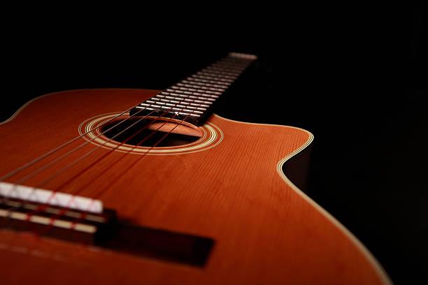 Nylon-String Akustikgitarre – Foto