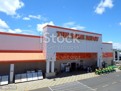 istock Oahu Home Depot 504574132