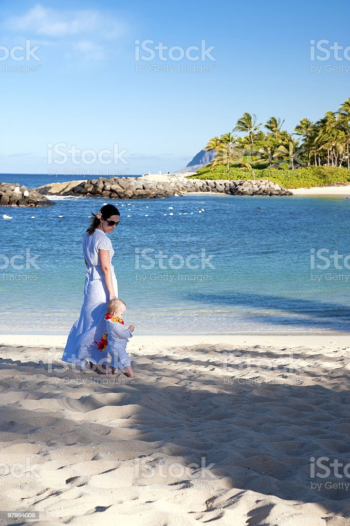 Oahu royalty free stockfoto