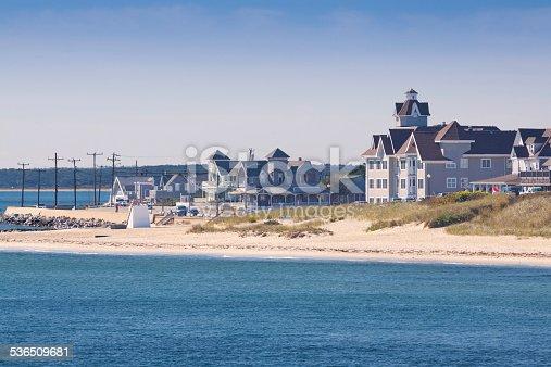 istock Oak Bluffs, Martha's Vineyard, Massachusetts, USA. 536509681
