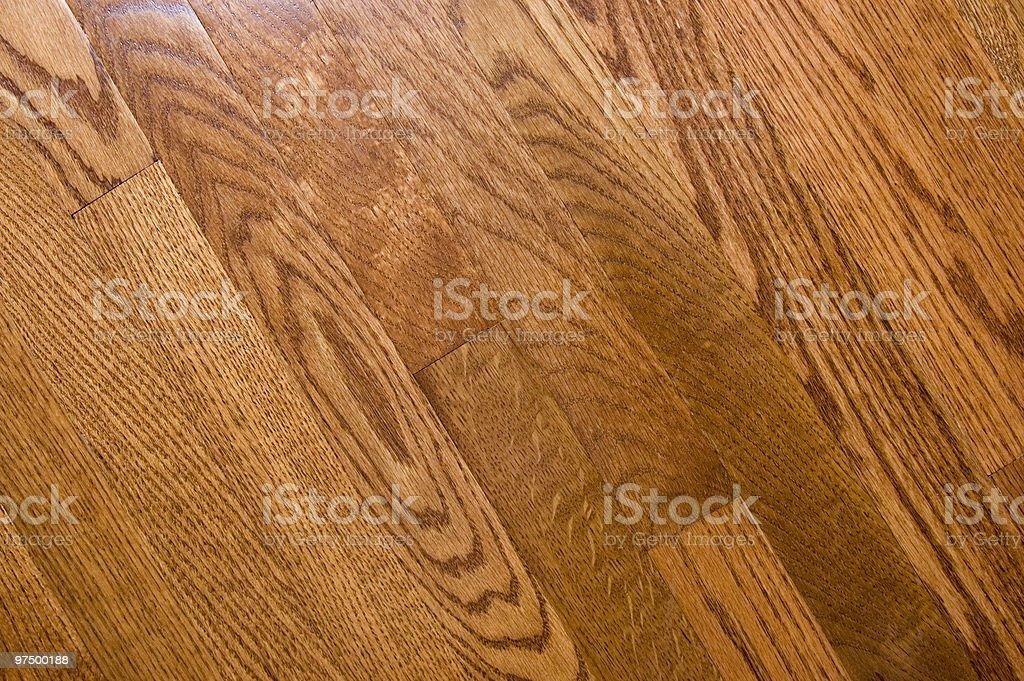 Oak Floor royalty-free stock photo