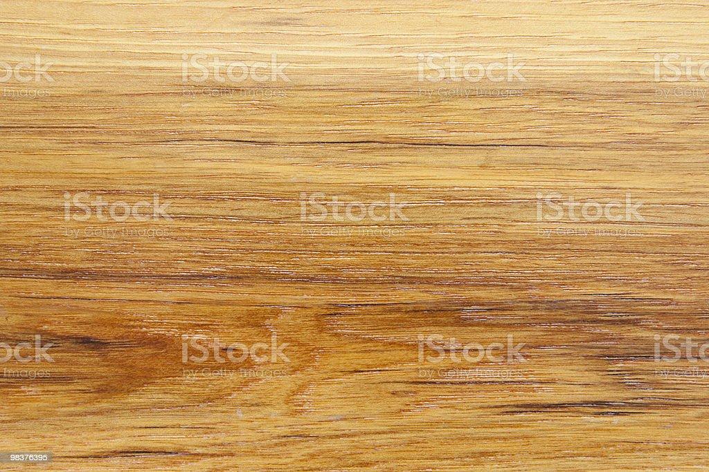 Oak Hardwood Floor Plank royalty-free stock photo