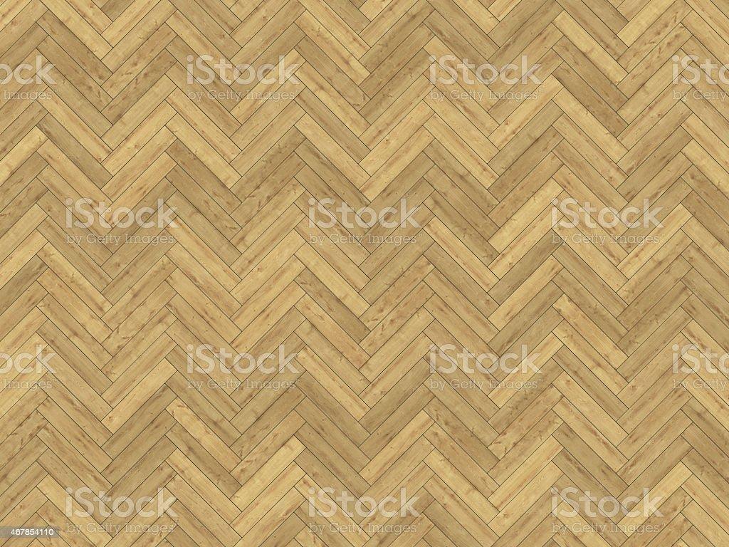 Eichenholz in Fischgrätmuster Parkett Textur – Foto