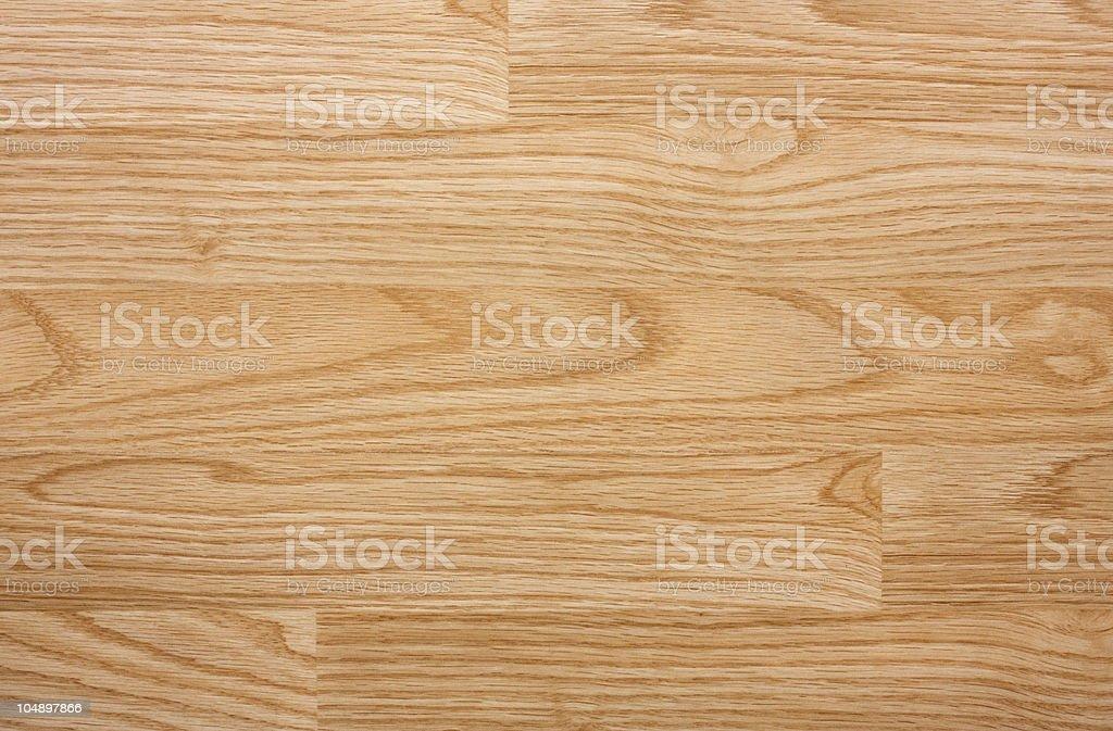 Oak Laminate Floor royalty-free stock photo