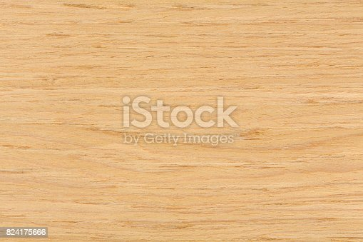 istock Oak wood texture with natural pattern 824175666