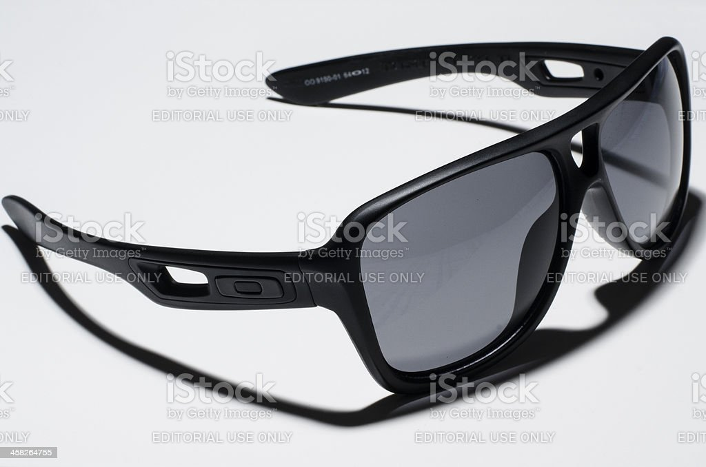 Oakley Sun Glasses royalty-free stock photo