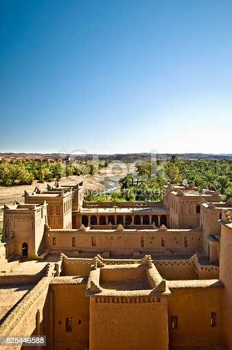 872393896istockphoto Oasis of Skoura by Draa valley in Morocco 825446588