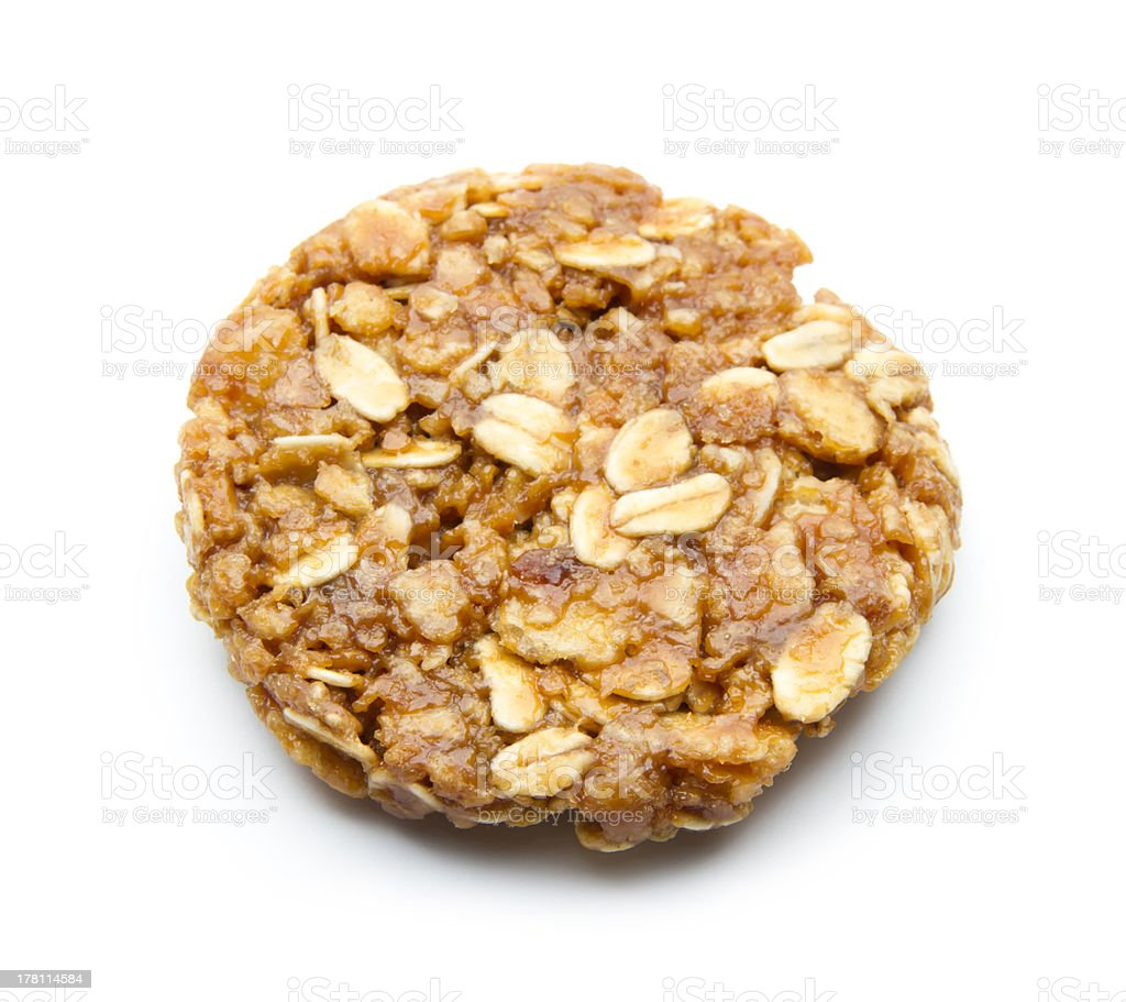 oat cookie royalty-free stock photo