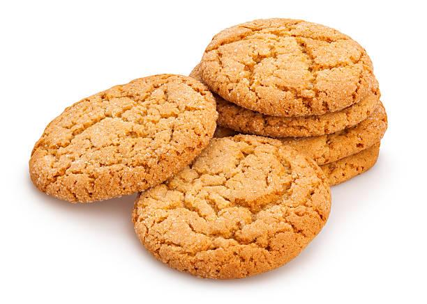 hafer-cookies  - hafer cookies stock-fotos und bilder