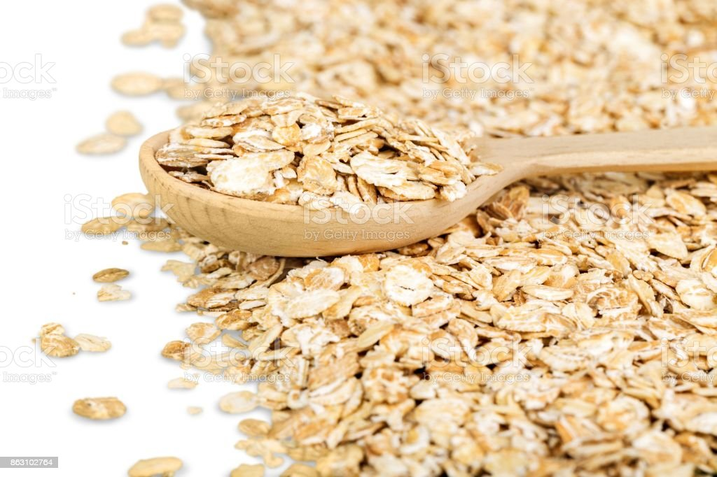 Oat. stock photo