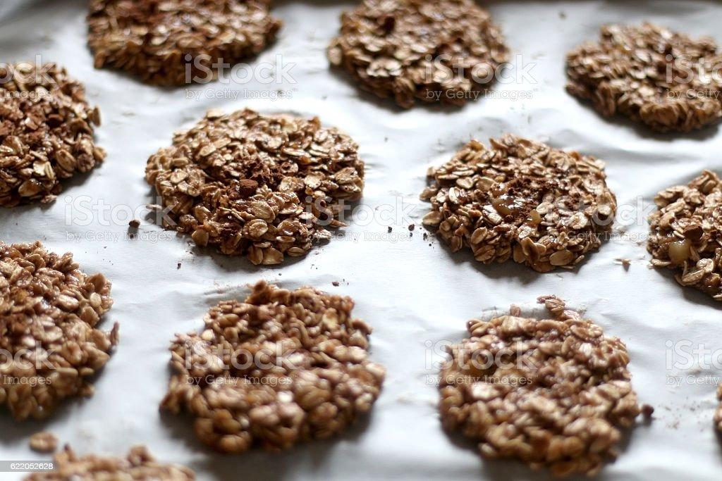 Haferflocken Cookies  – Foto