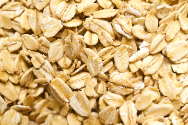 Oats background Oats raw background oat crop stock pictures, royalty-free photos & images