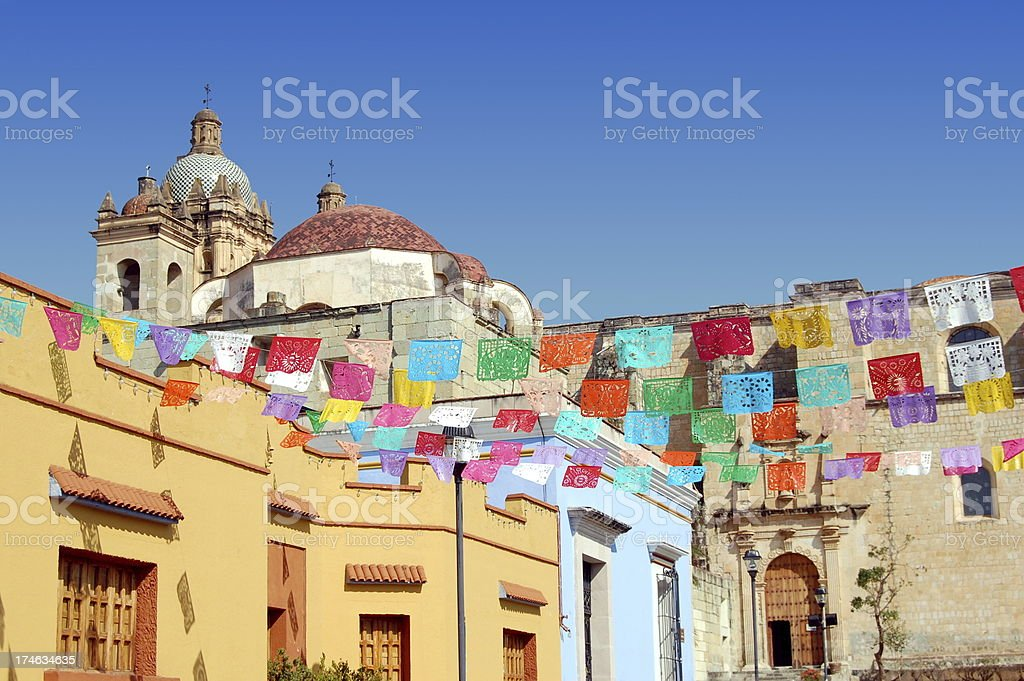 Oaxaca stock photo