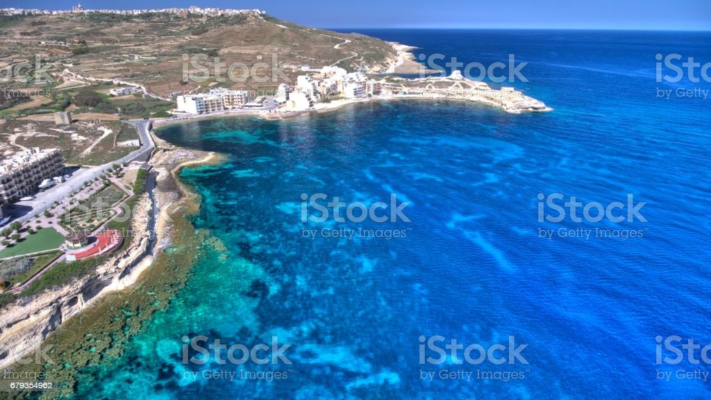 Obajjar, Gozo Malta royalty-free stock photo