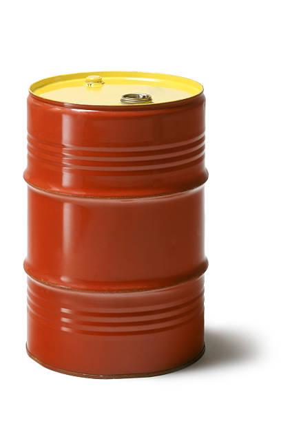 Objetos: Barril de aceite - foto de stock