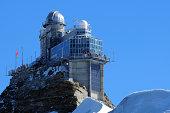 """Observatory On Jungfrau Mountain, Swiss"""