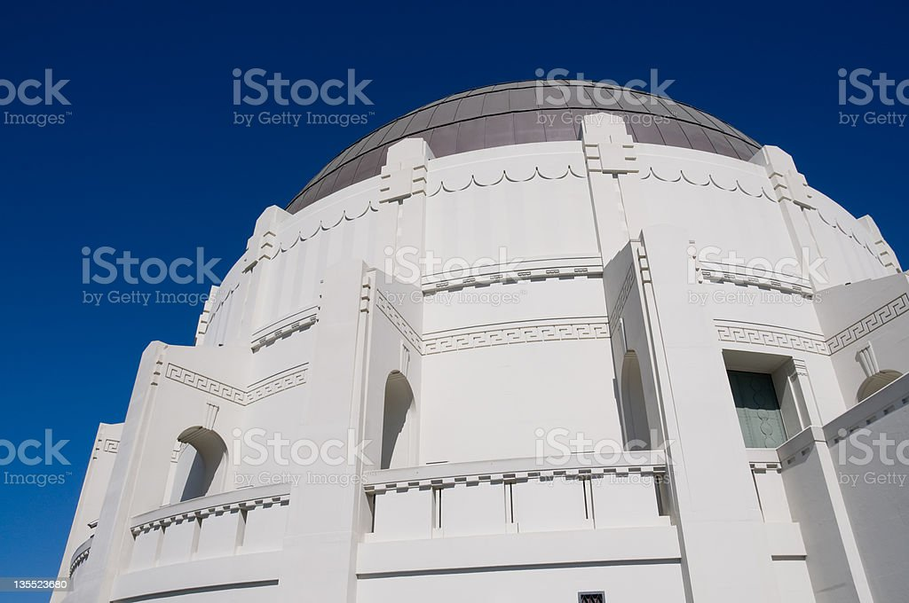 observatory royalty-free stock photo