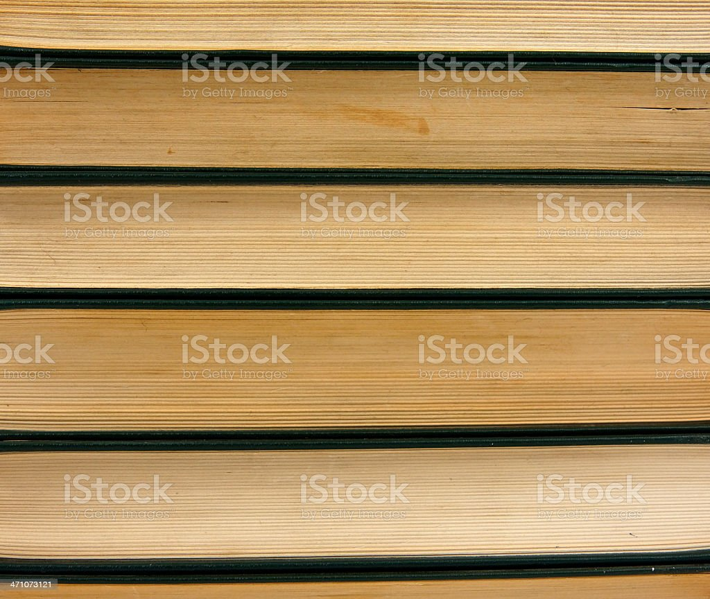 Obsolete Books Background royalty-free stock photo