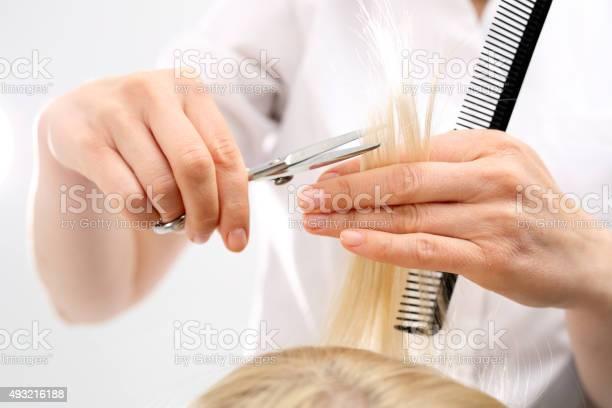 Beruf Friseur Stockfoto und mehr Bilder von Abschirmen